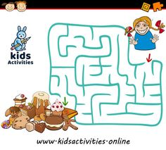 Funny mazes for kids printable Maze Games For Kids, Puzzles For Kids, Activities For Kids, Maze Game Online, Online Games, Mazes For Kids Printable, Timetable Template, Maze Puzzles, Fine Motor Skills