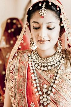 Beautiful Bride !! #Real #Bride #Weddingplz #Wedding #Bride #Groom #love #Fashion #IndianWedding #Beautiful #Style