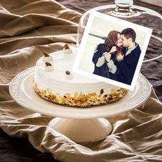 Tort z Waszym zdjęciem - niech będzie najlepszym dowodem miłości | ● e-torty.pl - Cukiernia internetowa