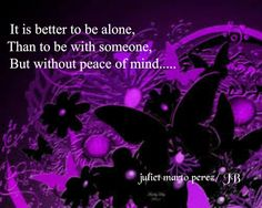 peace of mind Better Alone, Be With Someone, Peace Of Mind, Mindfulness, Movie Posters, Movies, 2016 Movies, Popcorn Posters, Movie