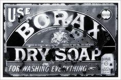 Use Borax Dry Soap by Cheap Camera Tricks, via Flickr