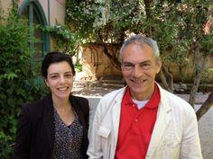 Sara Kadir, our new sales manager and Jean-Claude