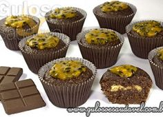 Cupcake and Chocolate on Pinterest