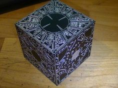 magnetic locking hellraiser box cnc machined out of solid billet aluminum
