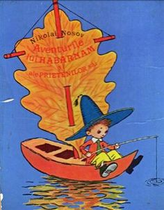Habarnam (in translation I know nothing) - one of my childhood books! Good Books, My Books, Top 5, Children's Book Illustration, My Childhood, Romania, Ale, Illustrator, Disney Characters