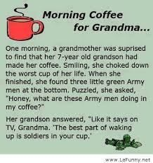 Friday Funnies for Grandmas