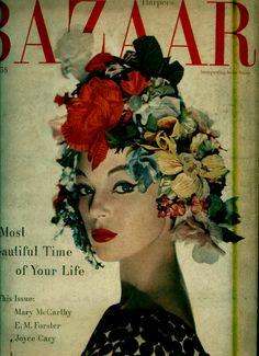 Harper's Bazaar 1958