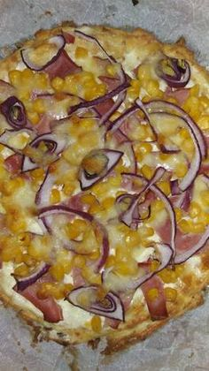 Vegetarian Recipes, Healthy Recipes, Hawaiian Pizza, Light Recipes, Pcos, Food And Drink, Smoothies, Vegan, Cooking