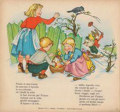 Il bravo leprotto illustrato da Felicitas Kuhn