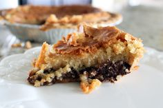 Chocolate Chip Pie...... is amazing !