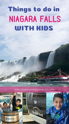 Hitting the road this Summer? Enjoy this handy travel guide of Things to do in Niagara Falls with Kids. There's more to the area than just the falls. Travel Advice, Travel Guide, Stuff To Do, Things To Do, Bucket List Family, Get One, Niagara Falls, Family Travel, Road Trip