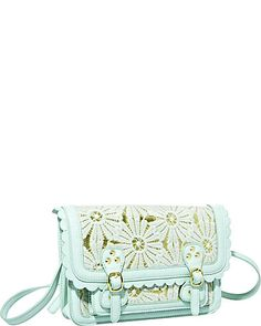 Words can not explain how badly I want this. Or the matching wallet. If I had enough money, I would only buy Betsey Johnson...