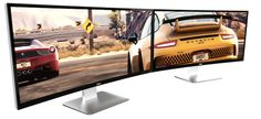 Dell says its curved monitor will help make you a better gamer