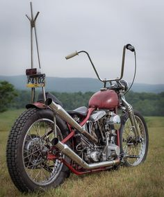 Harley Davidson Bike Pics is where you will find the best bike pics of Harley Davidson bikes from around the world. Harley Panhead, Harley Davidson Knucklehead, Harley Davidson Chopper, Harley Davidson Motorcycles, Chopper Motorcycle, Scrambler Motorcycle, Motorcycle Garage, Motorcycle Style, Custom Moped