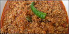 Keema Matar | MMs Kitchen Bites.