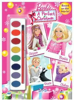 Barbie: A Perfect Christmas Paint on shopstyle.com