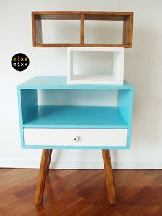 Beautiful+sideboard+/+shelves+/+Trend+MIXX+from+mixx+mixx+by+DaWanda.com