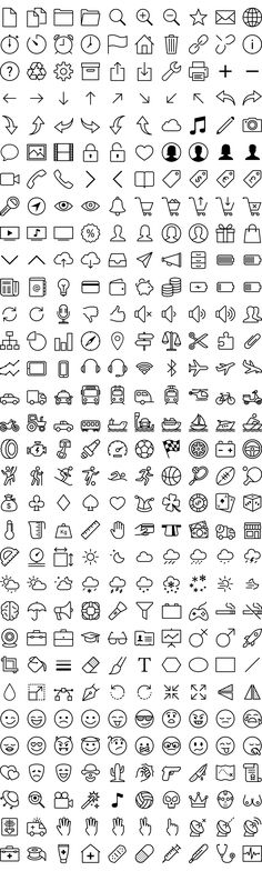 Free iOS 7 icons in vector – To know more log on … Icones Cv, Ios 7 Icons, Png Icons, Free Icons Png, Vector Icons, Icon Set, Icon Design, Web Design, Sketch Notes