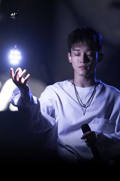 """""""HPBD to our precious Kim Jongdae 🎊🎈🎁🎂 EXO-L wish you to always fill with happiness and always be healthy. Thanks for all your hard work and for being a part of EXO. Hope you will continue to be successful in everything you do💖 Baekhyun, Kai, Kim Minseok, Xiuchen, Exo Memes, Chanbaek, Photos, Handsome, Actors"""