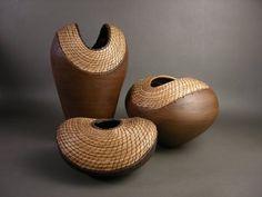 Pine Needle Basketry...