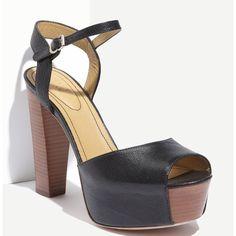 Chloe heel. Next shoe purchase!! #inlove