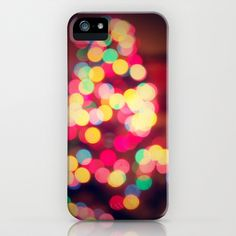 Merry Christmas iPhone Case by Kameron Walsh - $35.00