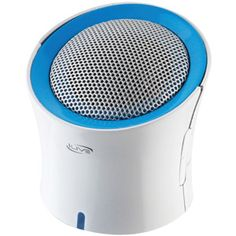 iLive iSB03W Wireless Bluetooth Speaker with 3 Color Rings..  -=[ Great reviews for the low price range.]=-