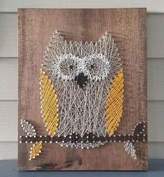 1000 Images About Fadenkunst String Art On Pinterest