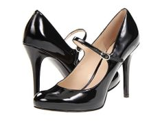 Nine West Msknoitall-gotta have these, great looking black pumps are hard to come by Black Work Shoes, Black Pumps, Pump Shoes, Shoes Heels, Wide Width Shoes, Mary Jane Shoes, Nine West Shoes, Crazy Shoes, Womens High Heels