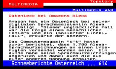 Seite 108.1 - teletext.ORF.at Periodic Table, Periodic Table Chart, Periotic Table