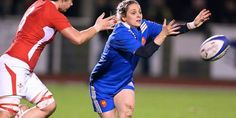 """""""Le #rugby #feminin français tente de trouver sa place"""" - Le Monde #Sports - 14/06/2013"""