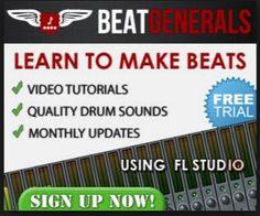 Beat Generals - Fl Studio Video Tutorials Drums & Sounds fl studio tutorial http://ift.tt/2rNK6xS