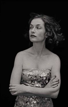 MoMA PS1: Exhibitions: Woman of Many Faces: Isabelle Huppert by Peter Lindbergh