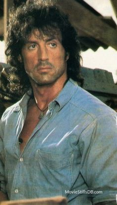 Rambo III - Publicity still of Sylvester Stallone. The image measures 717 * 1250 pixels and was added on 24 March Hollywood Actor, Hollywood Celebrities, Hollywood Stars, Hollywood Actresses, Actors & Actresses, Rambo 3, John Rambo, Stallone Schwarzenegger, Sylvester Stallone Rambo