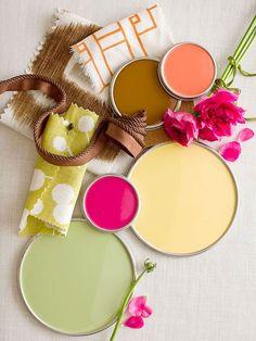 10 unieke kleurencombinaties voor in huis | kleurrijk - Makeover.nl
