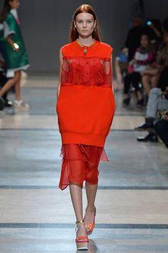 Paris Fashion Week, SS '14, Sacai