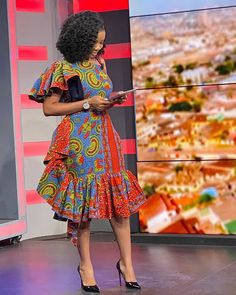 African Fashion Ankara, Latest African Fashion Dresses, African Print Fashion, Africa Fashion, African Style, Tribal Fashion, Short African Dresses, African Print Dresses, African Prints
