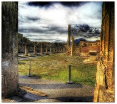 pompeii! very interesting place