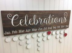 Celebrations Board