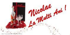 Nicolae La multi ani! Special Events, Happy Birthday