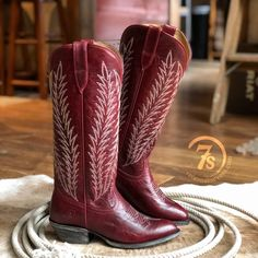 Western Chic, Western Wear, Turquoise Cowboy Boots, Savannah Sevens, Nike Tennis Shoes, Goodyear Welt, Distressed Leather, Bootie Boots, Booty