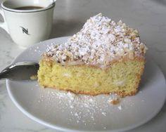 Sardaigne: Gâteau aérien aux amandes