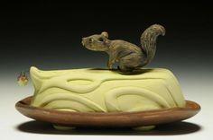 Fine Mess Pottery: Thursday Inspiration - Chandra Debuse