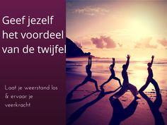 Luister naar je hart & geloof niet alles wat je denkt. Vraag een gratis kennismaking skype-gesprek aan via info@ritzn.nl