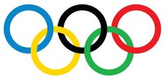 Olympic Rings, 1914 Baron Pierre de Coubertin, modern Olympic founder | identity designer,