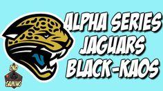 NFL PLAYOFFS | MADDEN 25 ALPHA SERIES | JAGS | DND GAMING | BLACK-KAOS