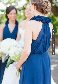Brilliant - Bari Jay blue bridesmaid dresses | CHECK OUT MORE IDEAS AT WEDDINGPINS.net in plum?