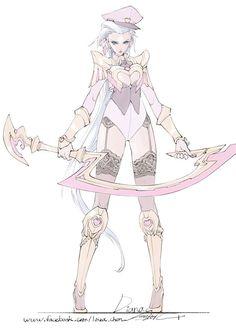 Loiza - Diana, League of Legends