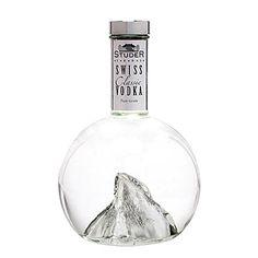 Matterhorn in the bottle