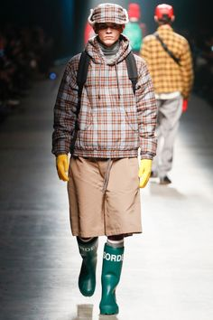 Undercover Fall 2018 Menswear Collection Photos - Vogue